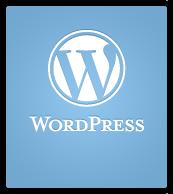 WordPress Badge image