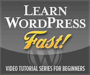 Learn WordPress Fast